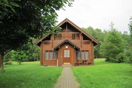 Holzhaus-am-Silbersee.de - Frielendorf - Skjul