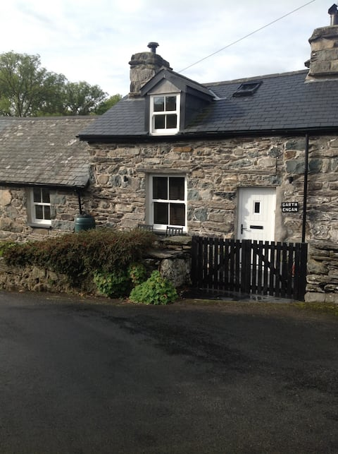 Garth Engan - B&B in private annexe and garden