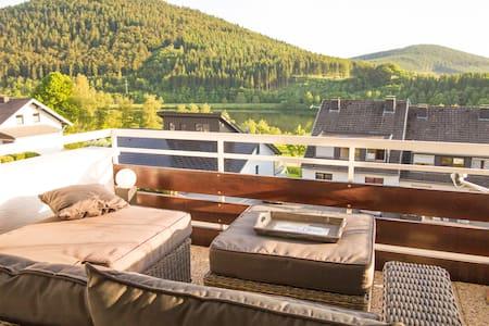 Modern appartement in HochSauerland - Flat