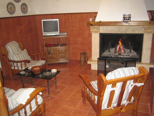 Descansa en  Casa Doña Julia