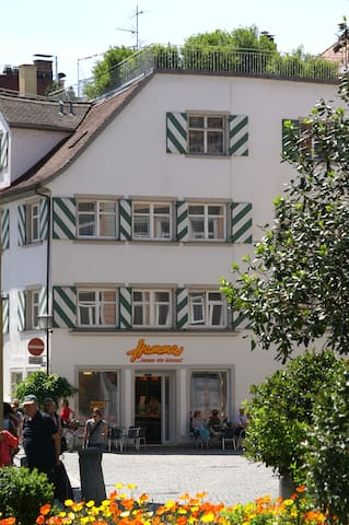 Adoris Ferienapartment Insel Lindau