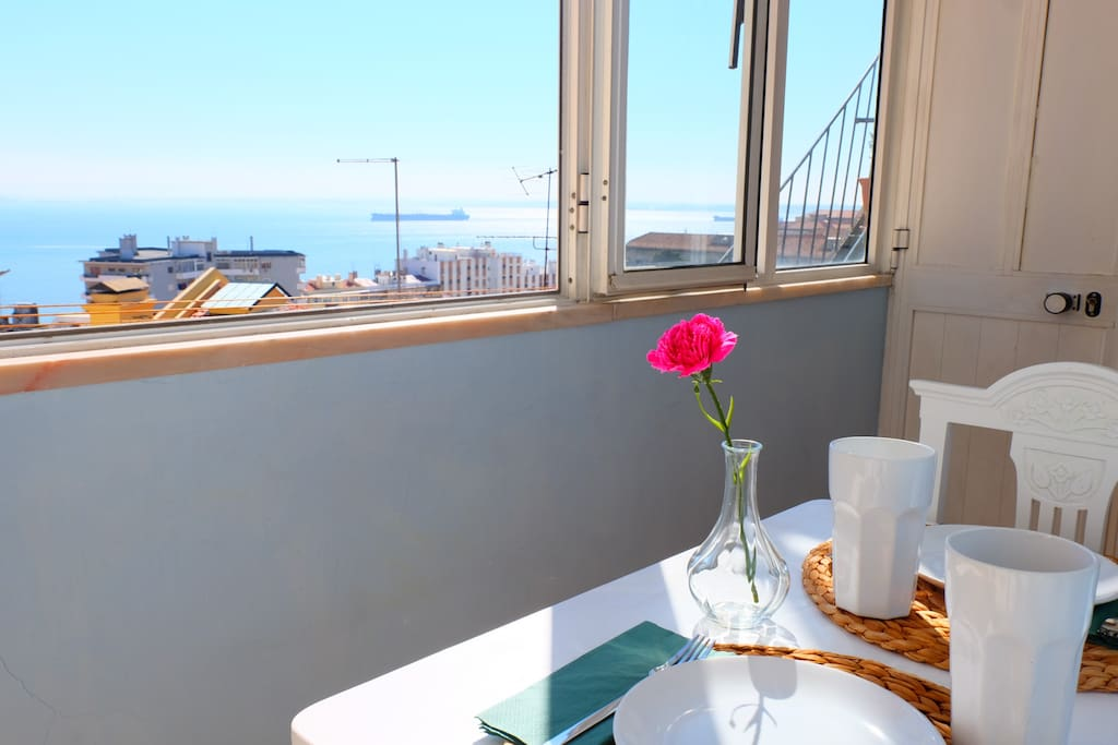 Take your breakfast with The view