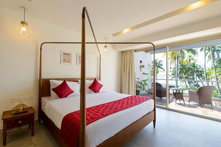 Silver Deluxe Room - Ente Kumbalanghi Home Stay