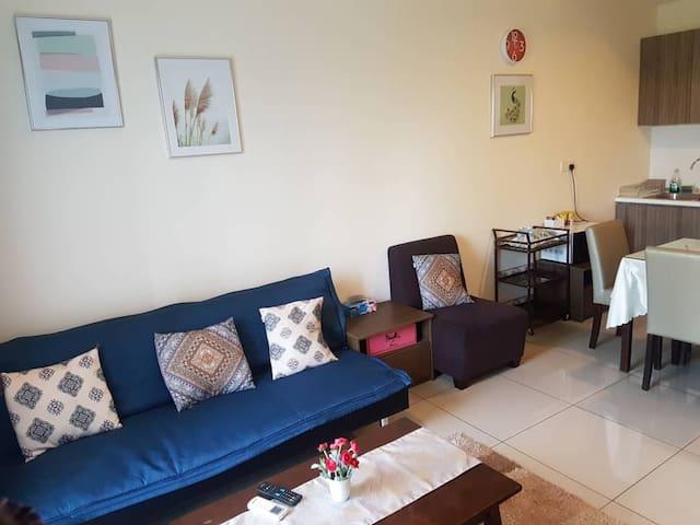 Lounge, sofa bed