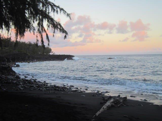 """""""Angel's Nest 2 @ Kehena Beach"""" - Pāhoa - Huis"""