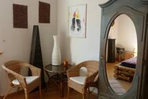 Schönes Zimmer bei Kassel mit Naturnähe