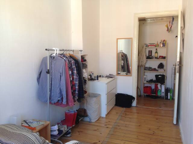 2 private rooms with balcony - Berlin - Apartment