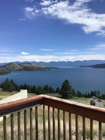 Flathead LakeView Vista