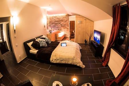 Wellness apartmá s vířivkou a finskou saunou - Blansko - Bed & Breakfast
