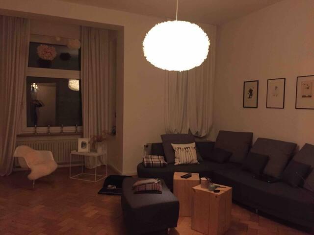 95qm Altbauwohnung im dortmunder Kreuzviertel
