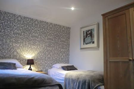 Twin Room with En-suite and B/fast Nr. Maryport - Maryport - 住宿加早餐
