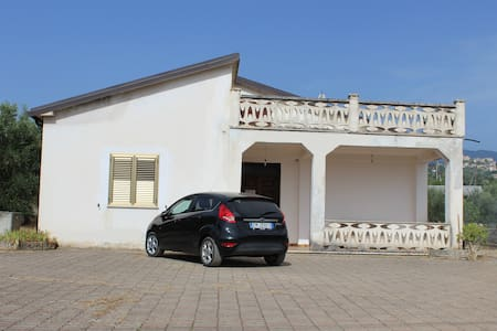 Haus in traumhafter Lage - Altomonte - Talo
