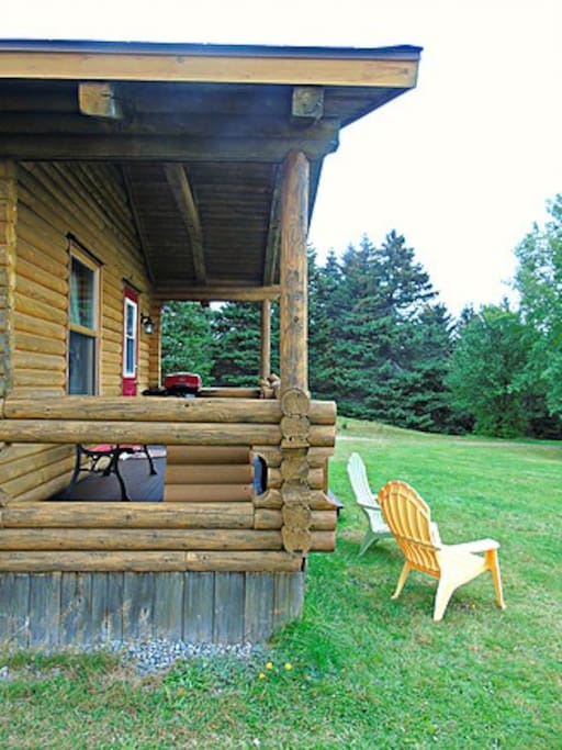 Cajun cedar log cottages single 3 cottages for rent in for Cajun cottages