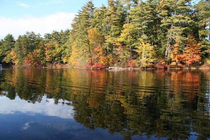 Waterfront apt./Little Sebago Lake w/CANOE/KAYAKS - Windham - Flat