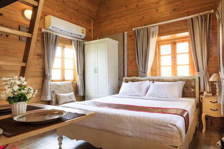 Just opened cozy home near airport! - Bangkok - Cabin
