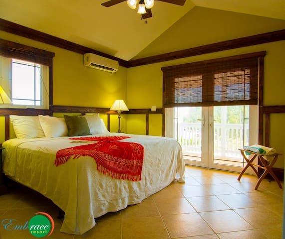 Bahamian Culture Inspired Villa