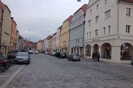 Schöne Zimmer in Altstadt - 雷根斯堡 - 公寓