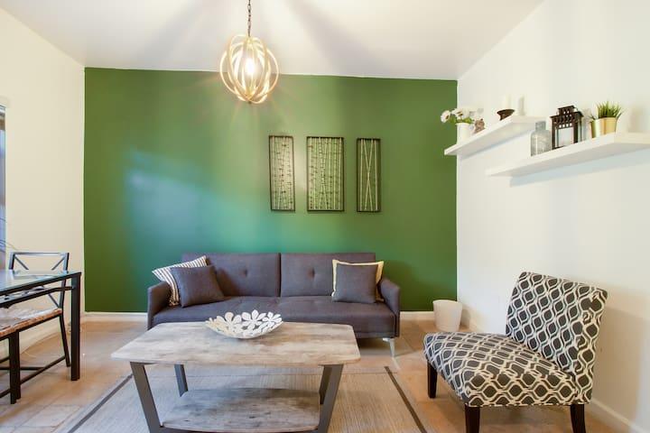 1Bedroom +Sofabed+Easy Parking,Miami Beach,Wynwood