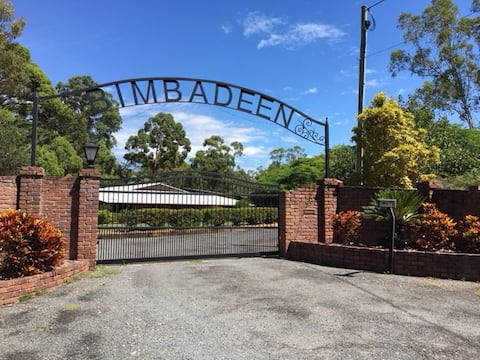 "Thornlands, ""Bimbadeen Estate Private Cabin"""