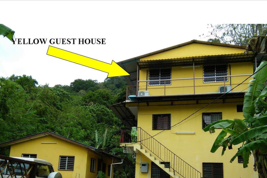 Guest House Location