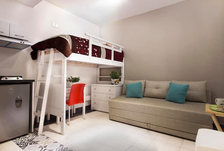 Lindo y cómodo  Miniloft ubicadisimo Zona Centro