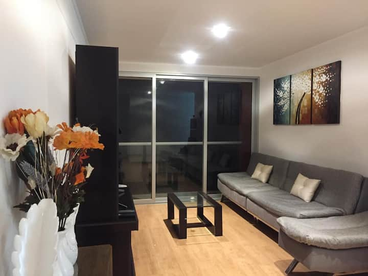 Modern Apartment with seaview (Lima)