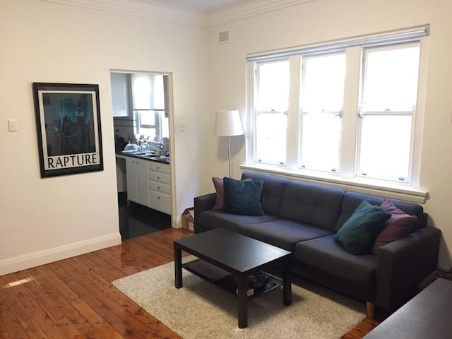 Central Location in Bondi Junction/Queens Park