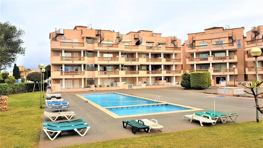 Apartment Serendipity Resort Cala Bona @Mallorca