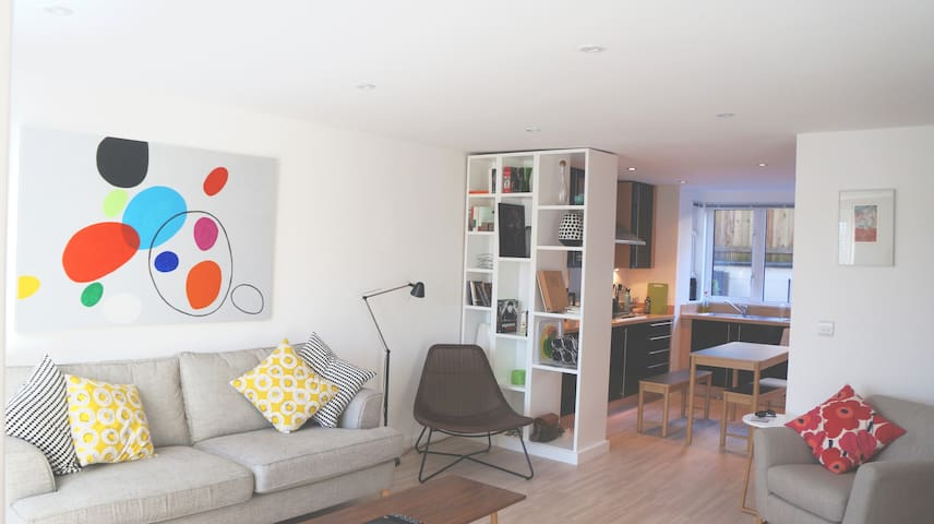2 Bed luxury modern apartment - Truro - Lägenhet