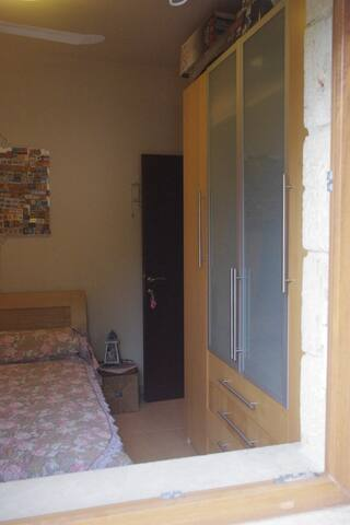 1ο δωμάτιο, 1st bedroom