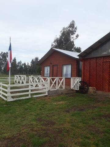 Cabaña  lircay