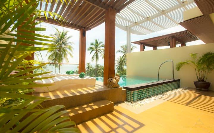 Sea View Penthouse by Krabi Villa Company