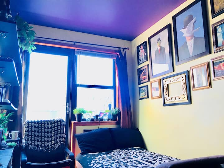 ❤️ Private Greenpoint Studio-Room (Monthly Rental)