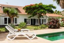 Villa El Coronel, Caserio de Guaza