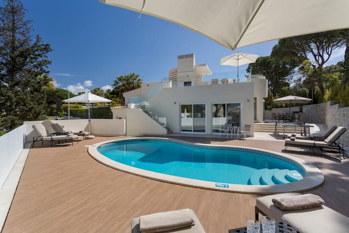 Dunas Douradas, 4 bed high-spec villa