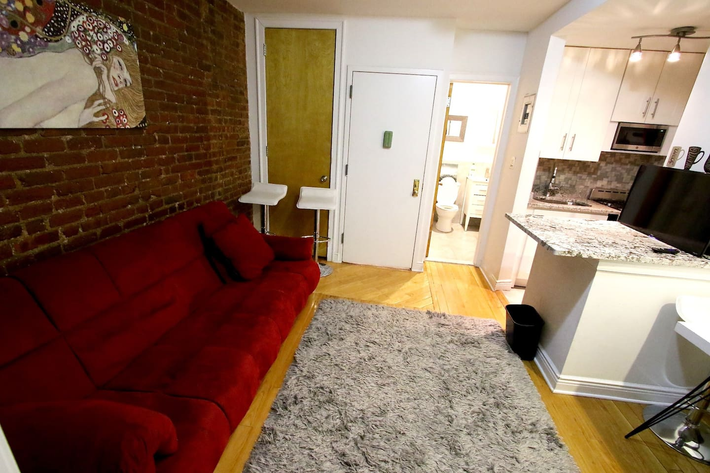 cute and cozy 2 bedroom in times square apartment apartments for