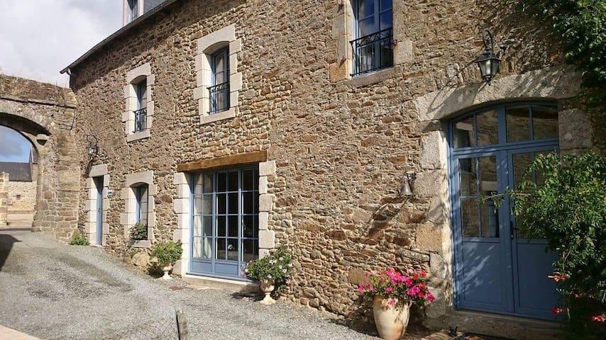 Charmant Gîte dans longère du XVIII ème siècle - Taden - Apartment