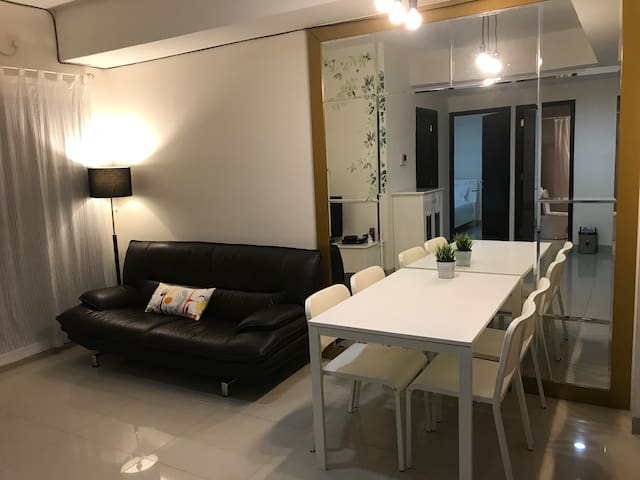 Spacious 2 BR Apartment @ Gading Serpong Near SMS