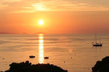 """""""La Meridiana"""" vista e tramonto mozzafiato - Punta Ala"""