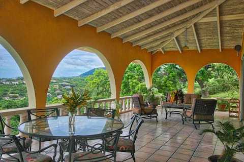 Experience the best Ocean View and Breeze. Villa