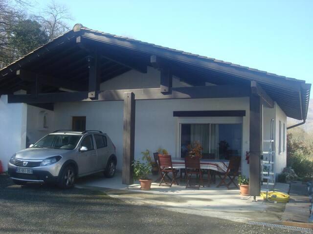 GITE AU COEUR DU PAYS-BASQUE - Ossès - Casa