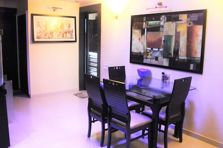 For the budget traveler, Powai - Mumbai - Wohnung
