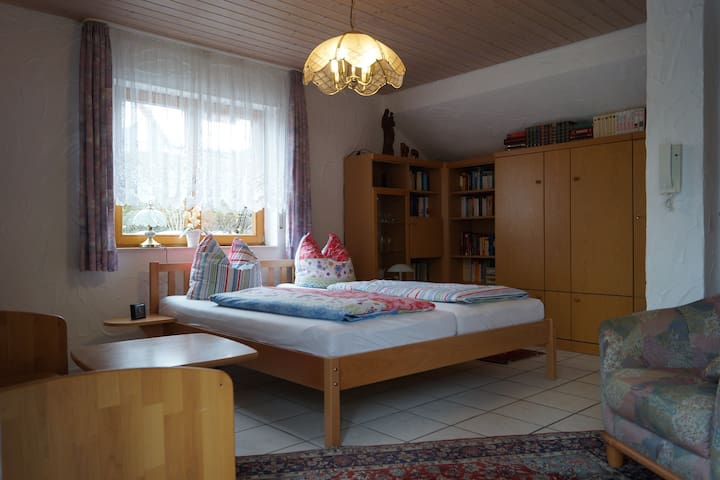 gemütliches Apartment - Aulendorf - Appartement