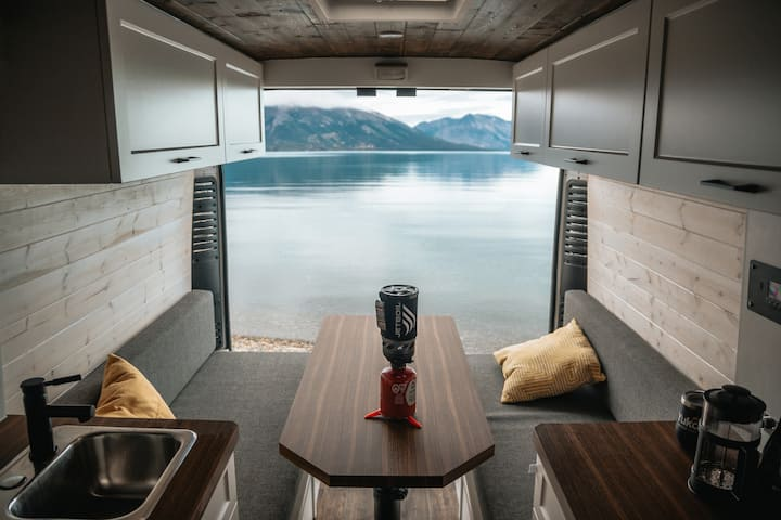 Overland Yukon | Custom Camper Van