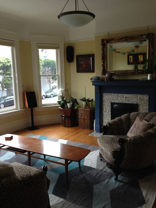 Another picture of living room