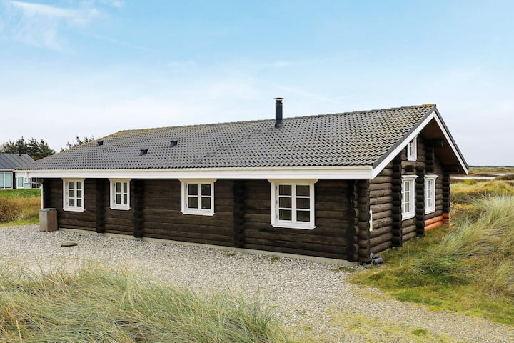 Gorgeous Holiday Home in Jutland Denmark with Whirlpool