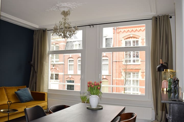 Welcome, in our charming and spacious apartment - Amsterdam