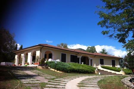 Tranquillita' e riservatezza in villa - Ferentino - Vila