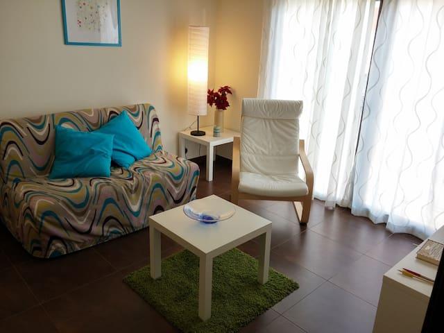Simpàtico apartamento en un hermoso pueblo catalàn - Sant Martí Sarroca - Pis