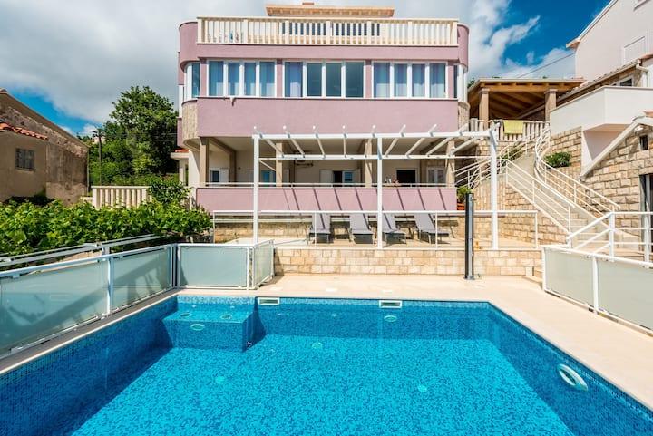 Villa Gagro -  private swimming pool & BBQ